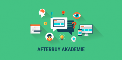 """Lernen Sie, wie Sie in Afterbuy mit Amazon durchstarten in unserem Einsteiger-Webinar """"(Durch-) Starten mit Amazon"""""""