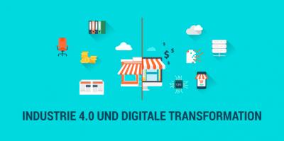 Industrie 4.0 und digitale Transformation – was bedeutet das eigentlich?