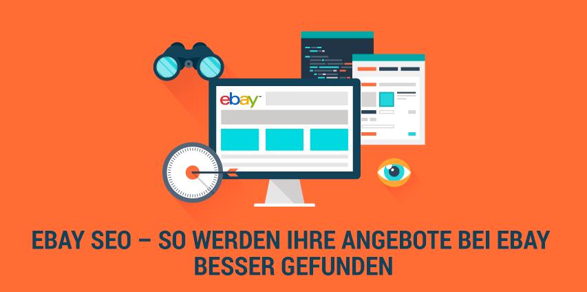 Mit eBay-SEO Tipps für Angebote besser gefunden werden