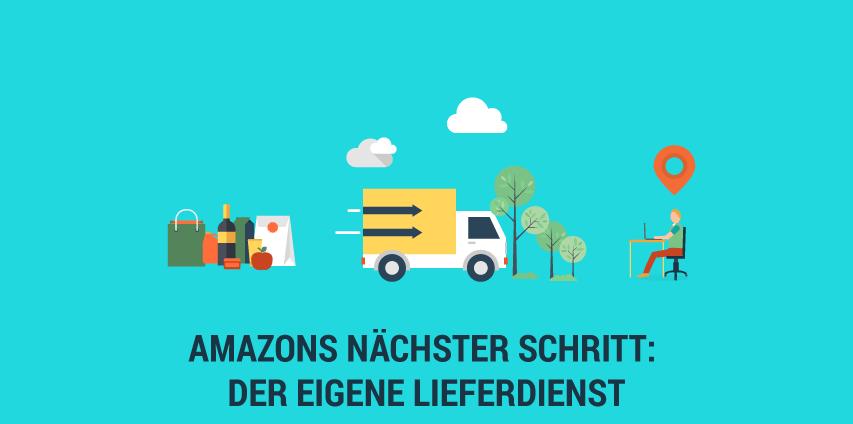 Startet Amazon bald schon die eigene Belieferung?