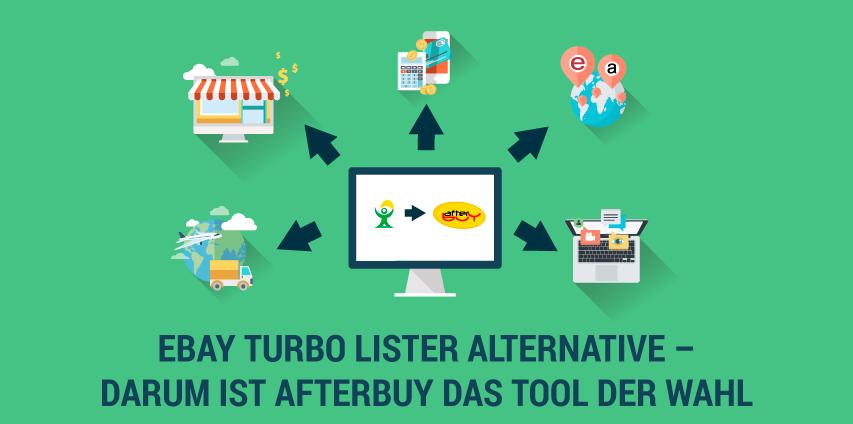 Warum Turbo Lister Nutzer jetzt auf Afterbuy umsteigen sollten