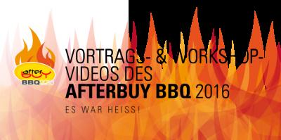 eBay und Amazon SEO Vortrag auf dem Afterbuy BBQ 2016