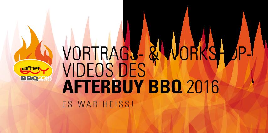 """Vorträge vom Afterbuy BBQ 2016 – Prof. Dr. Mario Fischer: """"SEO für Onlineshops"""""""