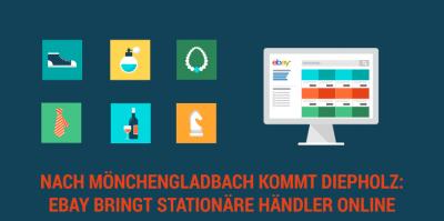 eBay in Mönchengladbach – So startet der lokale Einzelhandel den Onlineverkauf