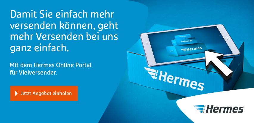 Briefe Mit Hermes Versenden : Hermes als partner nutzen und viele vorteile genießen
