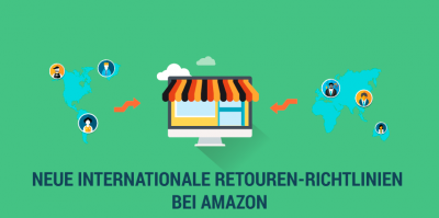 Amazon ändert die internationalen Retouren-Richtlinien