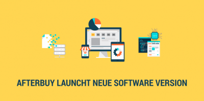 Afterbuy setzt mit neuer Software Version Standards im Markt