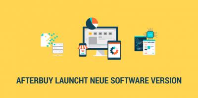 Afterbuy setzt mit neuer Software Version Standards im Markt