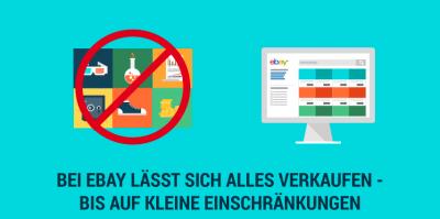 Verkaufsverbot für bestimmte Artikel bei eBay