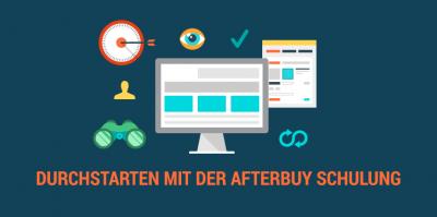 Afterbuy Partner-Schulung – neue Termine verfügbar!
