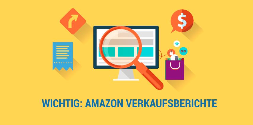 Optimieren Sie Ihre Amazon Geschäfte durch die Nutzung von Verarbeitungsberichten