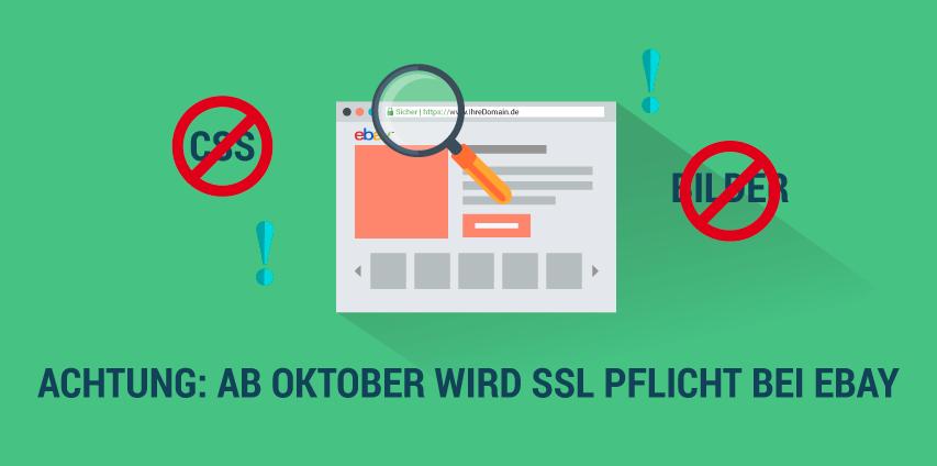 Ssl Wird Ab Oktober Pflicht Bei Ebay Afterbuy Blog