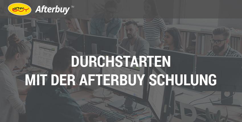 Afterbuy Schulungen – neue Termine verfügbar!