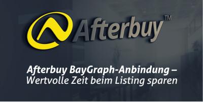 BayGraph Anbindung: Mit dem eBay-SEO- und Analyse-Tool Zeit beim Listing sparen