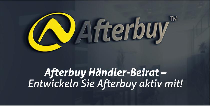 Afterbuy-Händler-Beirat – Werden Sie jetzt ein Teil davon!