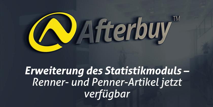 Artikelanalyse: Erweiterung des Afterbuy-Statistikmoduls um die Renner-Penner-Liste