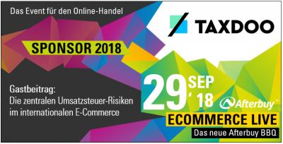 Gastbeitrag: Die zentralen Umsatzsteuer-Risiken im internationalen E-Commerce