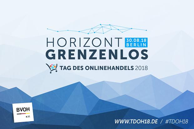 Gastbeitrag: Einladung zum Tag des Onlinehandels am 30.8.18 in Berlin + Exklusiver Rabattcode