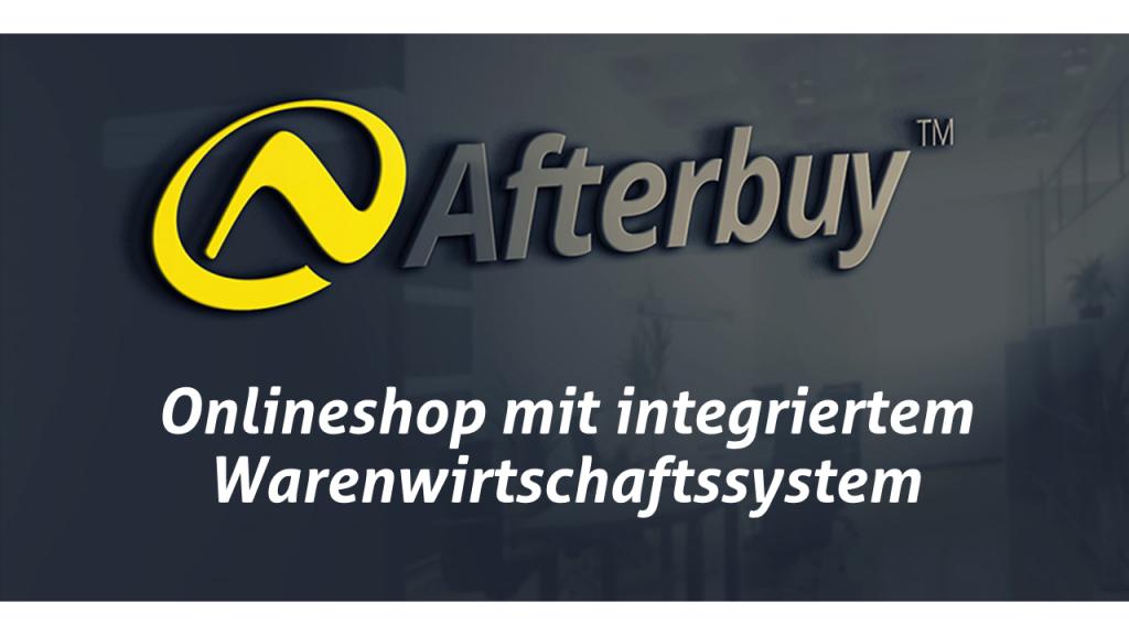 Onlineshop mit integriertem Warenwirtschaftssystem