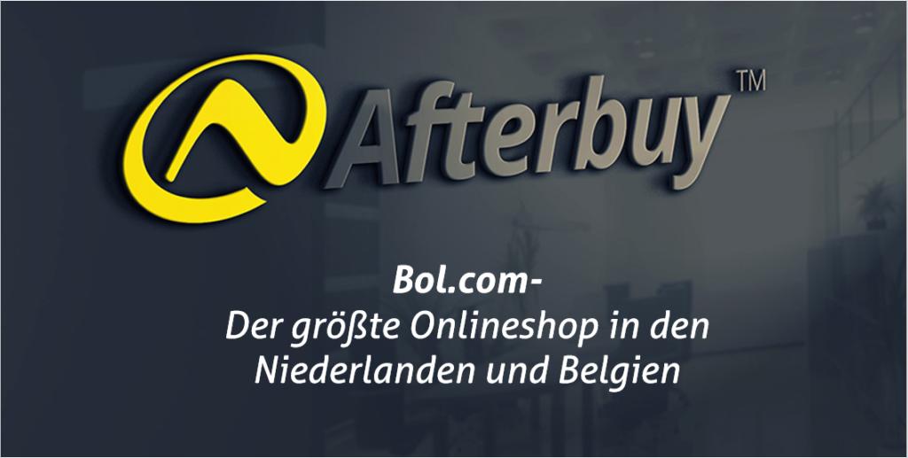 Bol.com: So listen Sie mit Afterbuy erfolgreich auf dem niederländischen Marktplatz