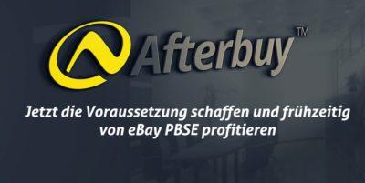 Jetzt die Voraussetzung schaffen und frühzeitig von eBay PBSE profitieren