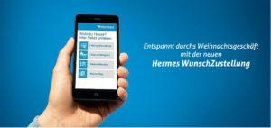 Hermes WunschZustellung