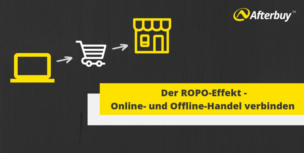 Der ROPO-Effekt: E-Commerce Trend – Research Online Purchase Offline