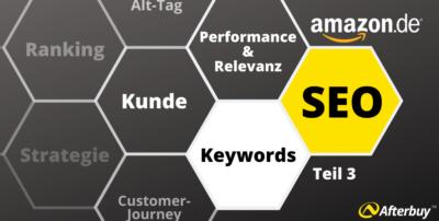 Amazon SEO Teil 3 – Keywords als Schlüssel für ein gutes Amazonranking