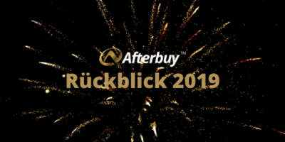 Die Afterbuy Highlights aus 2019