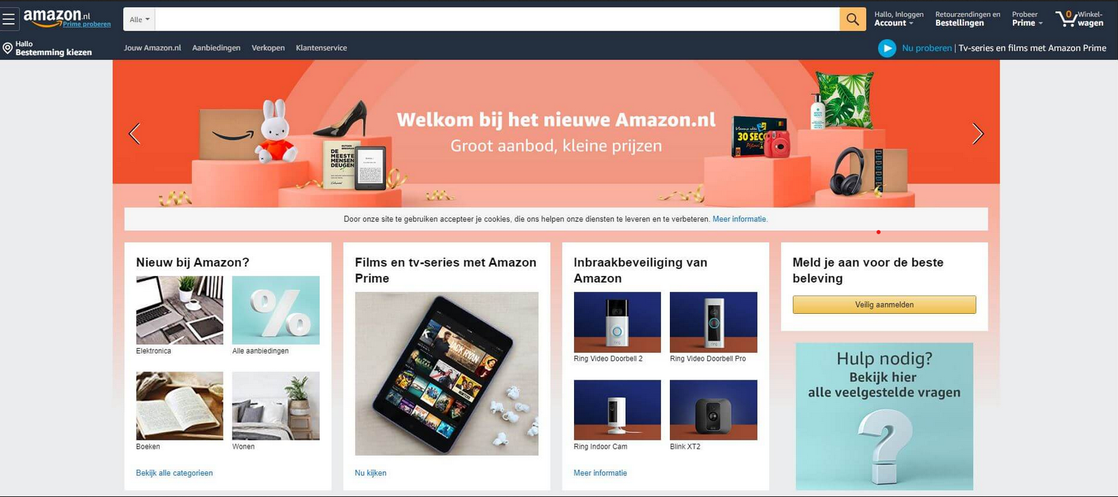 Amazon nl Marktplatz