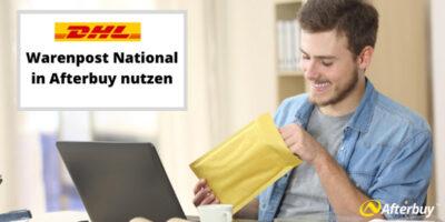 """""""DHL Warenpost"""" für Händler: kleine Waren schnell, günstig und transparent versenden"""