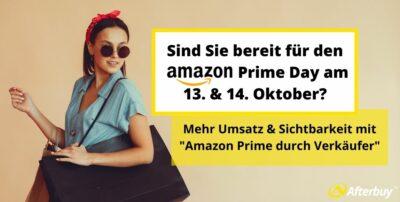 """Mehr Sichtbarkeit, mehr Umsatz: """"Amazon Prime durch Verkäufer"""""""