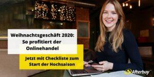 Weihnachtsgeschäft 2020 Checkliste
