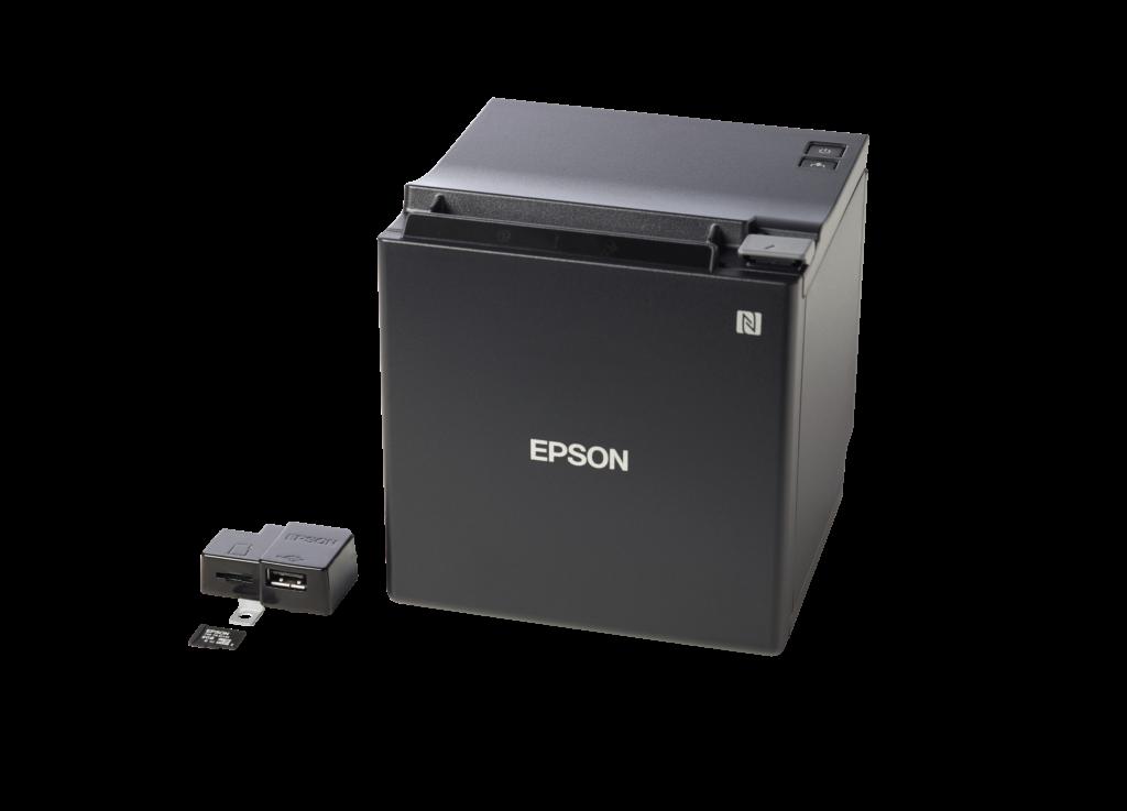 Epson POS Drucker TM-m30/TM-m30F für die Kassen-App