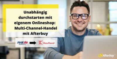 Unabhängig durchstarten mit eigenem Onlineshop – Multi-Channel-Handel mit Afterbuy
