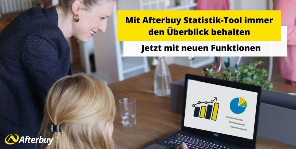 Mit Afterbuy Statistik-Tool immer den Überblick behalten