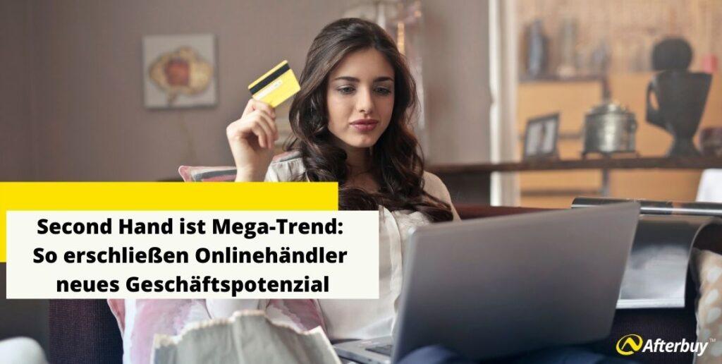Second Hand ist Mega-Trend: So erschließen Onlinehändler neues Geschäftspotenzial