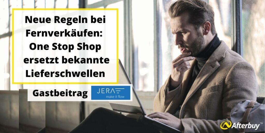 Neue Regeln bei Fernverkäufen: One Stop Shop ersetzt bekannte Lieferschwellen
