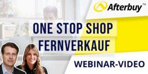 One Stop Shop Webinar Video