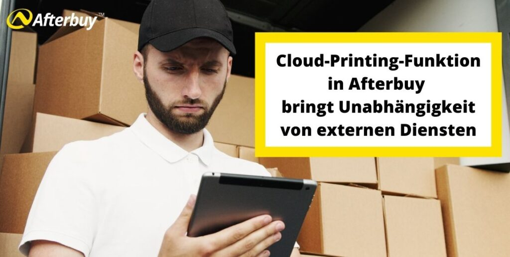 Afterbuy Cloud Print